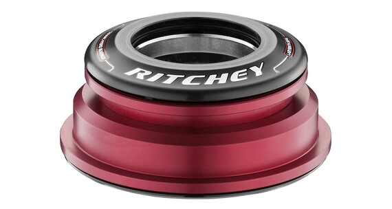 "Ritchey Superlogic Steuersatz tapered 1 1/8""-1.5"" ZS44/28.6 I ZS55/40 black"
